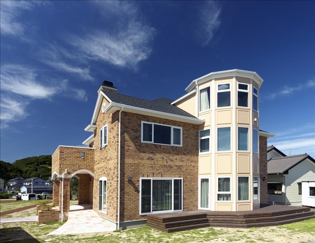 輸入住宅 茨城県 つくば市 福島県 建築写真 輸入住宅