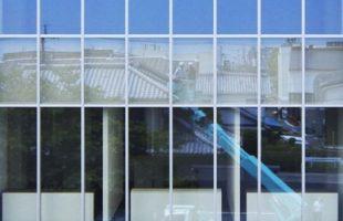 新建築社刊『新建築』掲載のミサワホーム静岡事務所